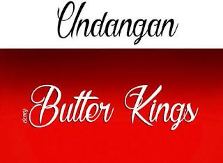 Download 40+ Font Latin Keren Untuk Desain Undangan Pernikahan, Butter Kings