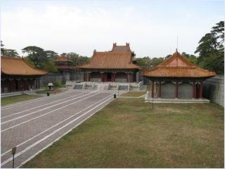 สุสานฝูหลิง (Fuling Tomb)