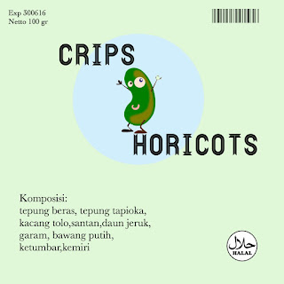 Crips Horicots