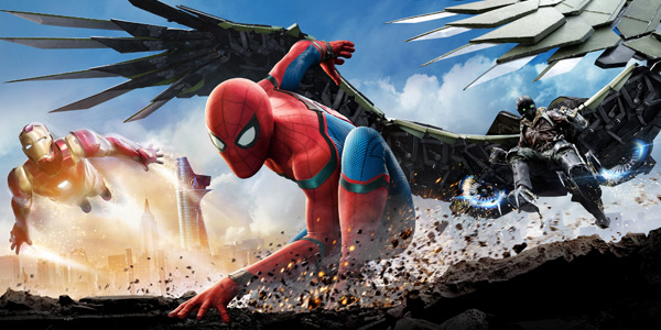 spider man: de vuelta a casa