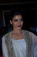 Samantha Ruth Prabhu cute in Lace Border Anarkali Dress with Koti at 64th Jio Filmfare Awards South ~  Exclusive 041.JPG