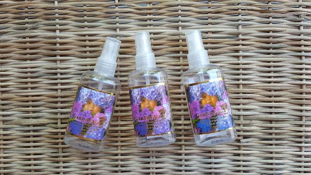 garden Milk Perfume Blue Magic