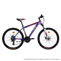 Sepeda Gunung Element Police Ottawa 24 Speed 26 Inci
