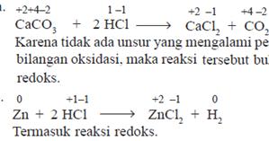 Contoh soal reaksi redoks pdf
