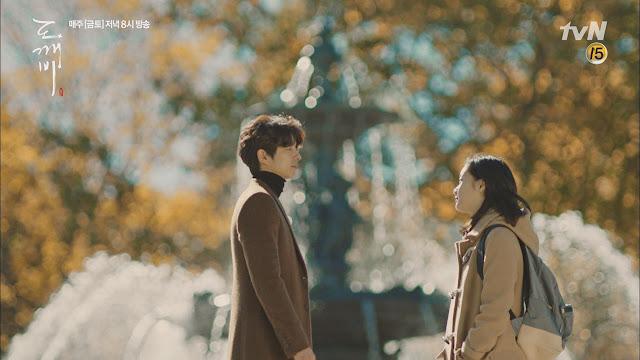 孤單又燦爛的神-鬼怪 第4集 線上看 文字劇情 是初戀