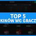 Fani i gracze CSGO wybrali TOP 5 skinów na OpenCSGO / TOP 5 Skins in OPENCSGO