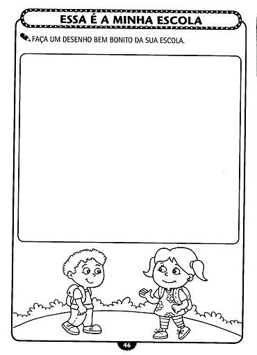 Atividades para os Primeiros Dias de Aulas