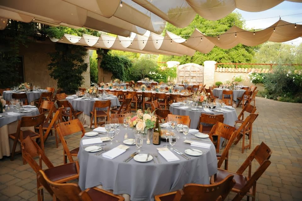 Events By Satra Alison Chris Ramekins Culinary School Inn Sonoma Wedding