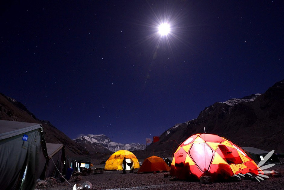 You can spend one night at Everest base camp tent, it will be a unforgotten memory.