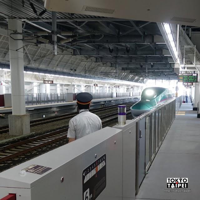【奧津輕今別駅】本州最北的新幹線車站 從這開始穿越青函海底隧道