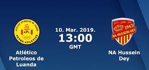 مباشر مشاهدة مباراة نصر حسين داي وبترو أتلتيكو بث مباشر 10/3/2019 كاس الكونفيدرالية يوتيوب بدون تقطيع