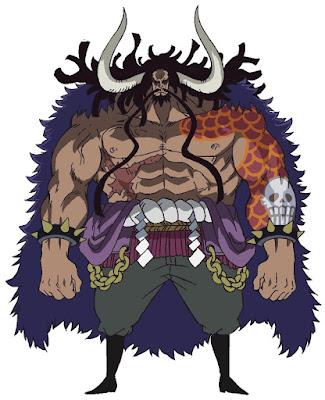 ไคโดร้อยอสูร (Kaido of Beasts)
