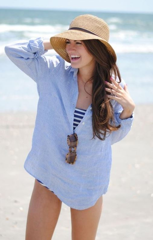 19 Style Tips How To Wear Summer Hats To Look Elegant
