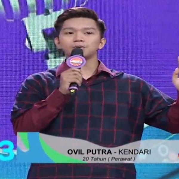 ovil Peserta SUCA 3 Indosiar Tadi Malam 11 Oktober 2017