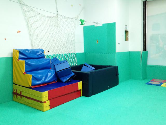 好痛痛 力健復健科診所 兒童治療 遊戲 訓練