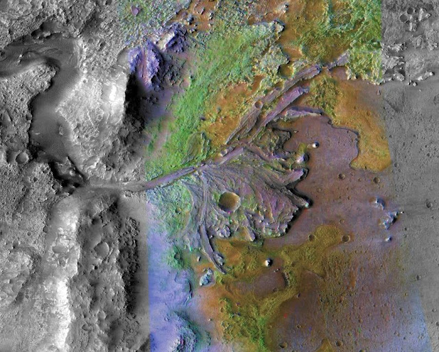 Mars rocks may harbour signs of life from 4 billion years ago