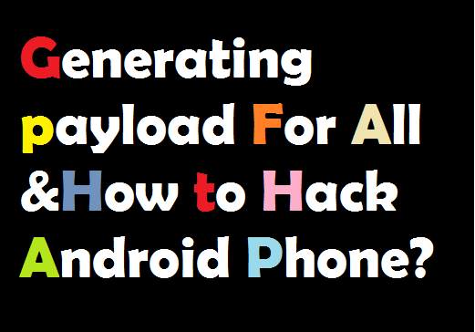 How To Generate Payload - Backdoor Using ezsploit Tool and