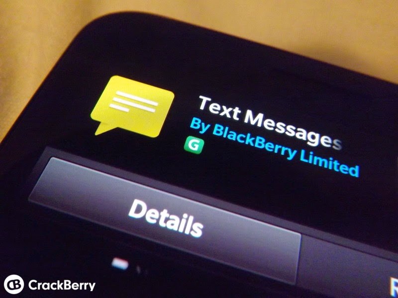 how to retrieve deleted text messages on blackberry