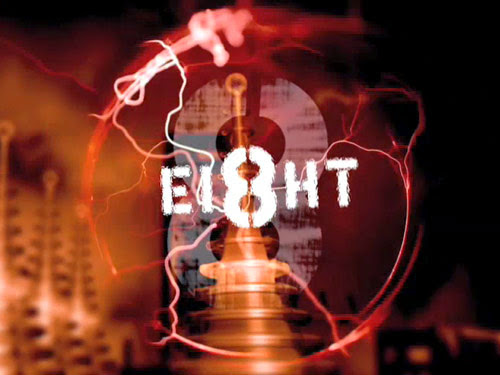 """""""Eight"""" Movie Title Effects"""