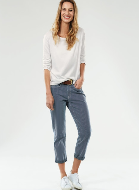 Baukjen Hanbury Relaxed  Boyfriend Pants