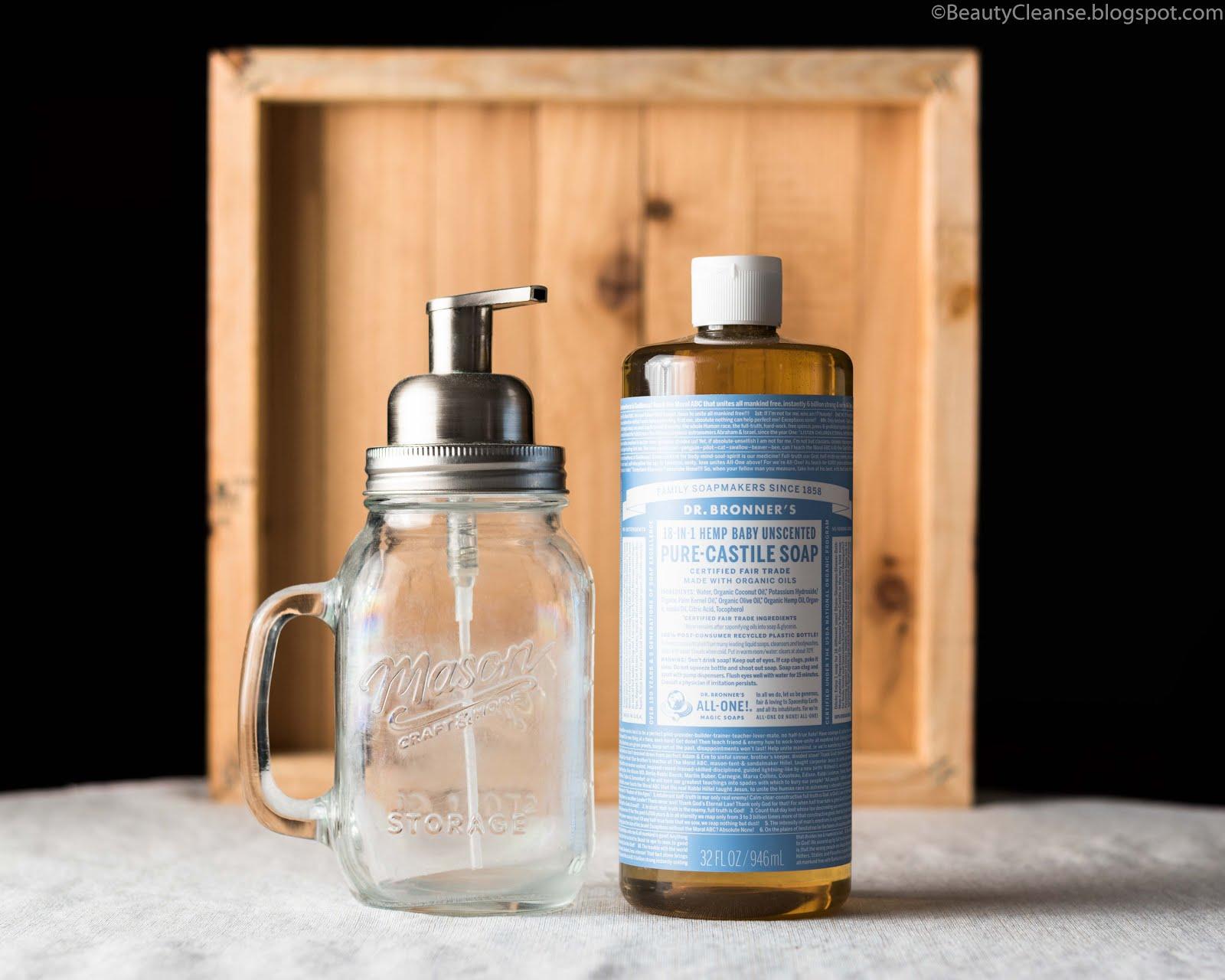 Magic Soaps Pure-Castile Liquid Soap Citrus Orange by dr bronners #22