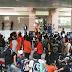 Demo Simpatik di Universitas Negeri Makassar