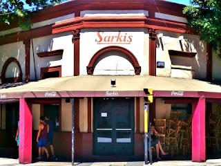 Restaurante Sarkis de comida armenia