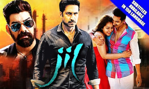 Jil 2016 Hindi Dubbed Movie Download