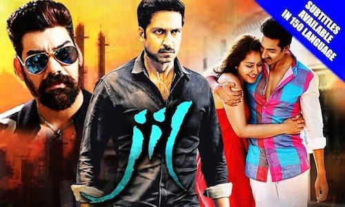 Jil 2016 Hindi Dubbed Movie Download
