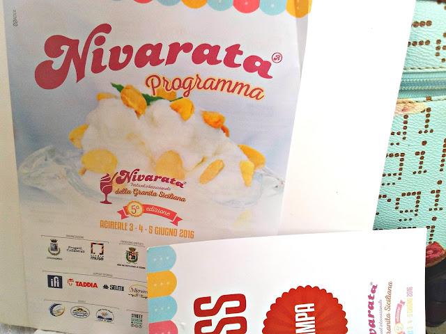 nivarata 2016 festival della granita siciliana