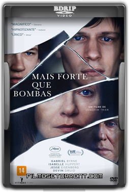 Mais Forte Que Bombas Torrent BDRip Dual Áudio 2016