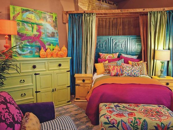 Beautiful Bedroom Curtains, Colors and Designs - Interior ...
