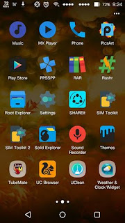 CM12.1 ROM For Gionee P3S