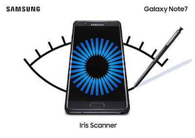 7 fitur menarik pada Samsung Galaxy Note 7