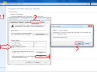 Cara Membuat Restore Point Manual | Windows