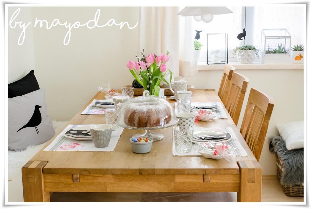 Diy Tischdeko Fur Den Fruhling Mayodans Home Garden Crafts