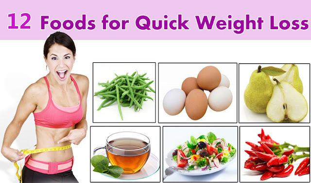 Quick Prepared Weight Loss Foods