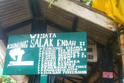 Harga Sewa Elf Ke Wisata Gunung Salak Endah | Call 081281545681
