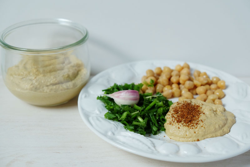 hummus rezepte vegan
