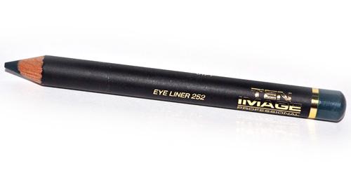 Delineador de ojos en lápiz Satin resistente al agua de Ten Image Birchbox