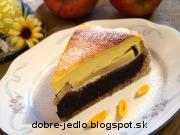 Makovo-jablkový koláč - recept