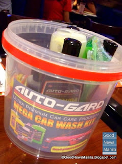 Auto-Gard Car-Care Kit