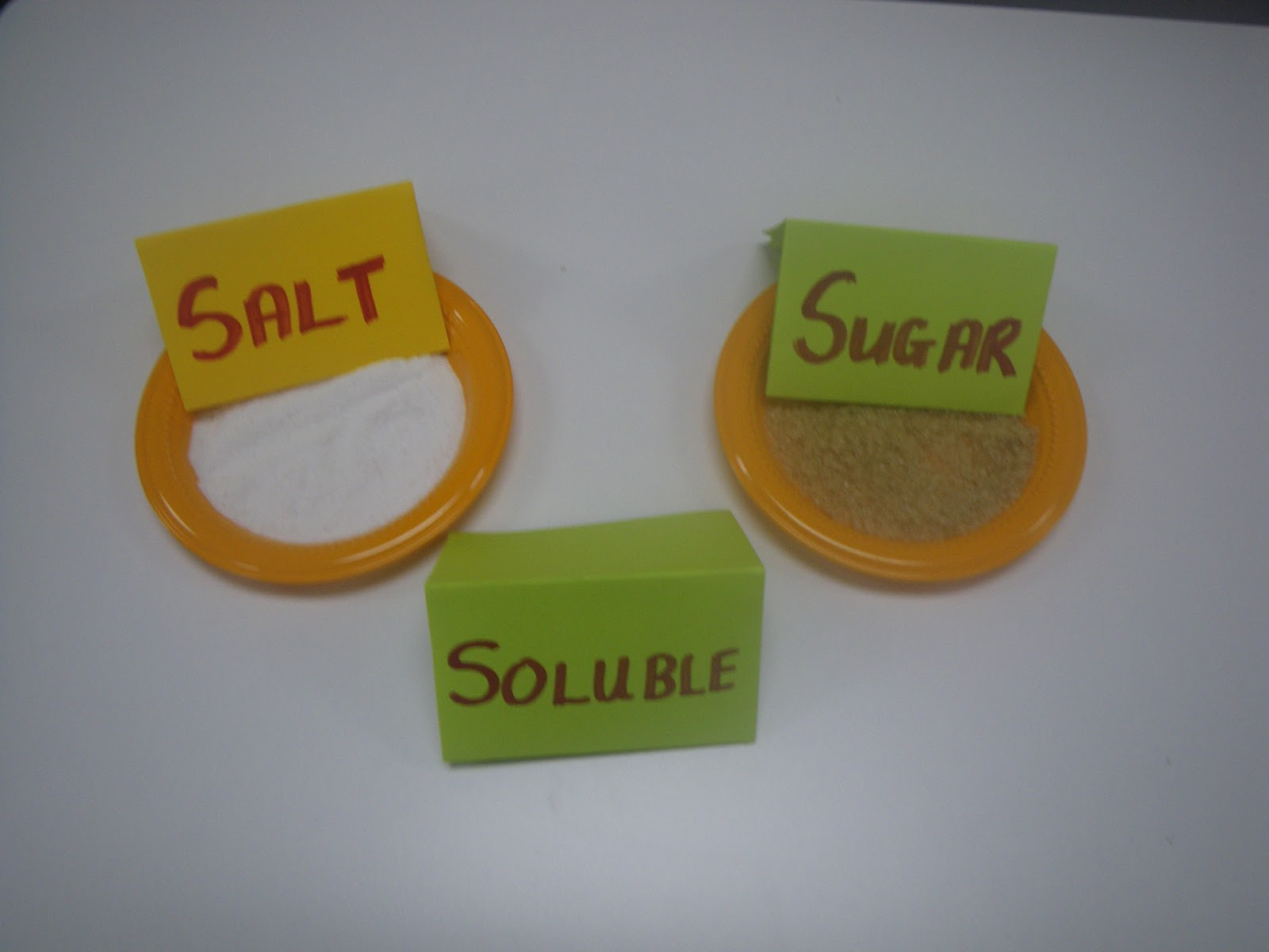 Solute Solvent Solution Pictures
