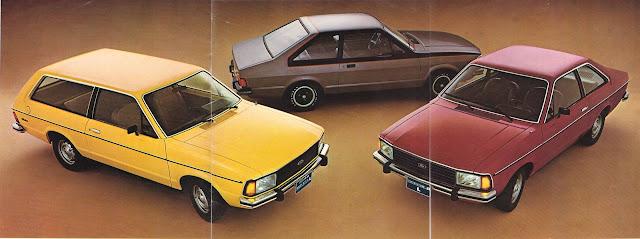 Ford Corcel II L