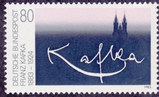 Franz Kafka Germany