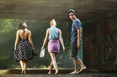 Riverdale Season 3 Cole Sprouse Lili Reinhart Camila Mendes Image 1