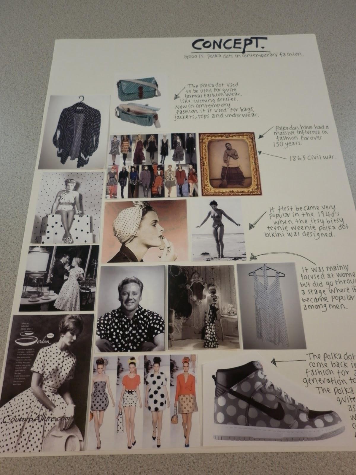 Design Practice Design For Print Concept Boards