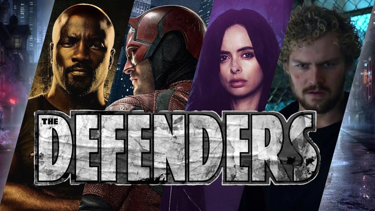 The Defenders | 08/08 | Lat-Ing | 720p | x265 | TusToons