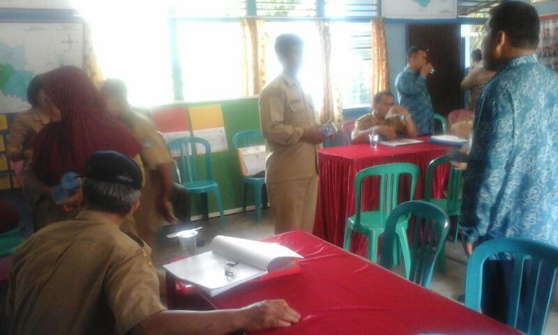 Penilaian Lomba Desa Tingkat Provinsi di Desa Nanga Kiungkang