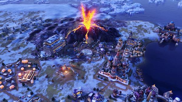 تحميل لعبه Sid Meiers Civilization VI Gathering Storm 2019  للكمبيوتر برابط مباشر